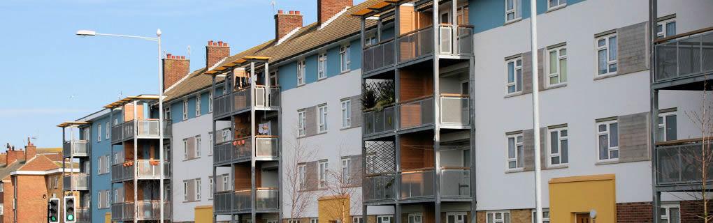 Halton flats