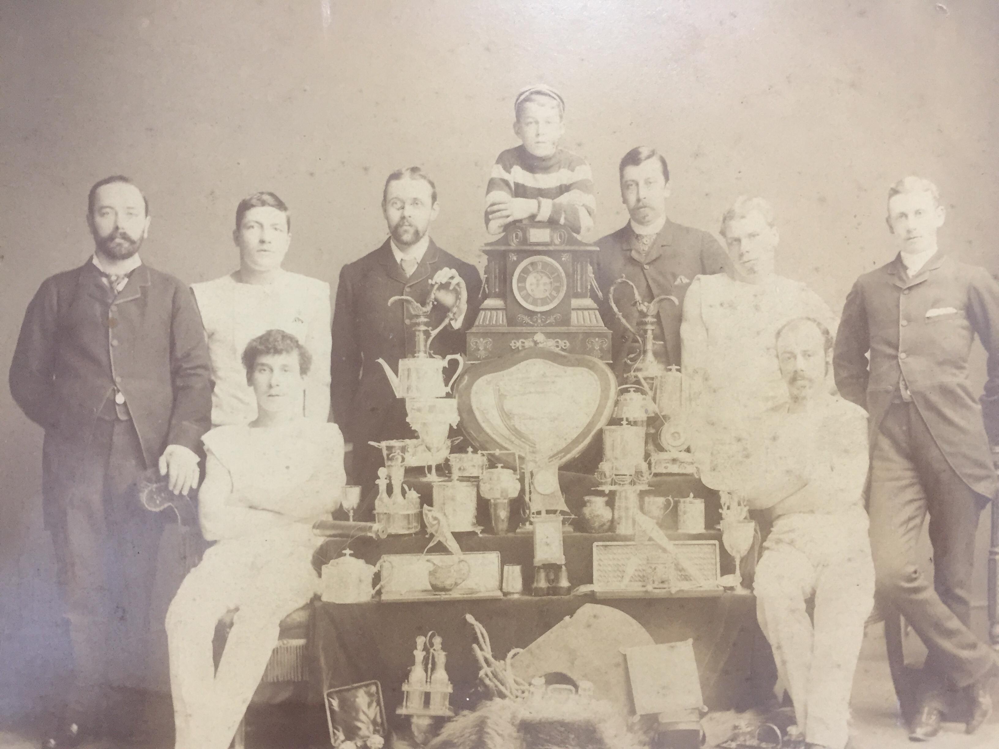hastings rowing club 1880