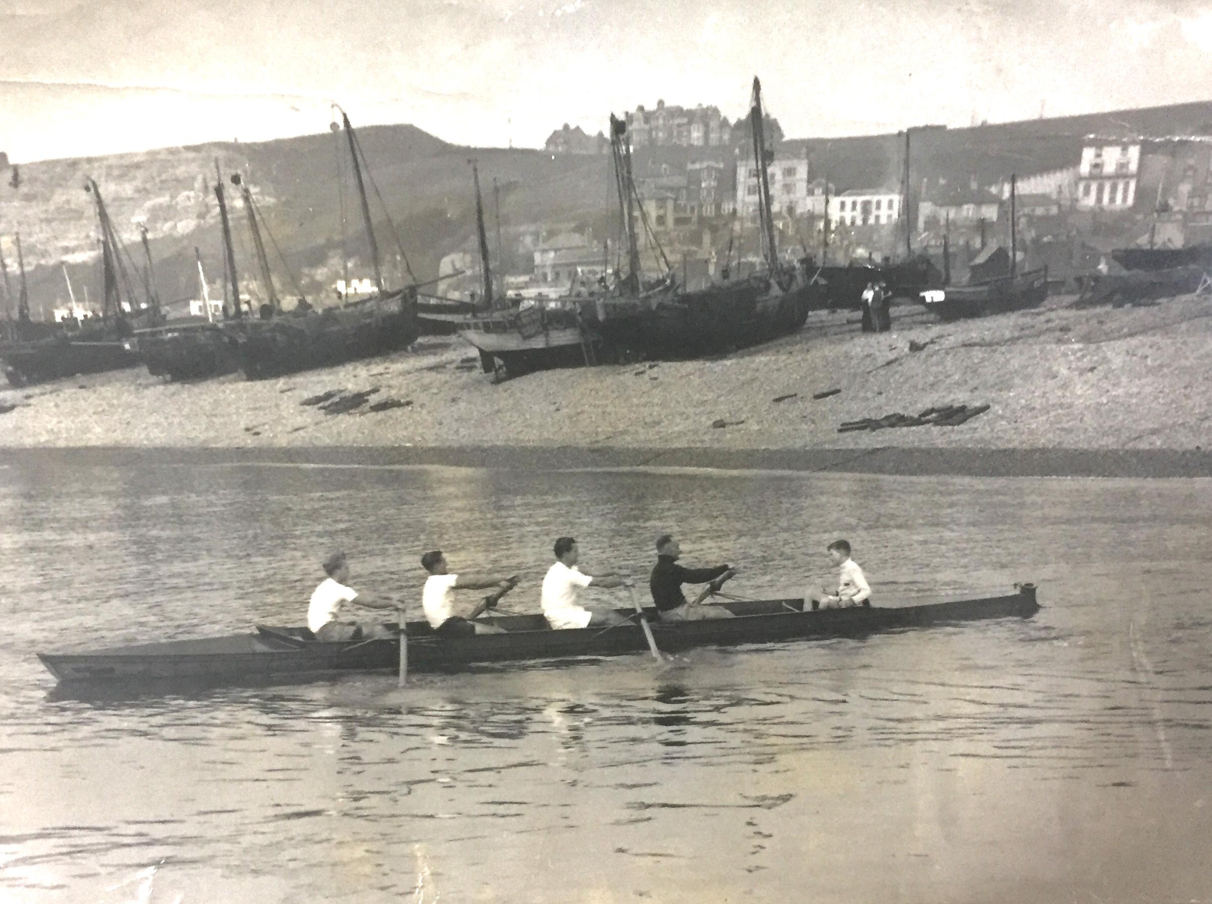 rowing hastings