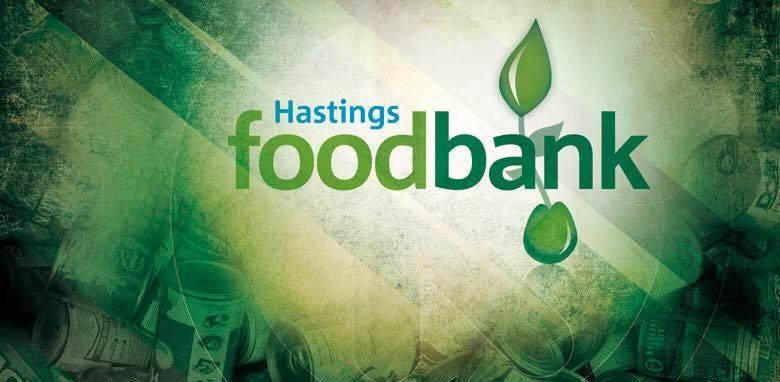 Hastings Foodbank logo