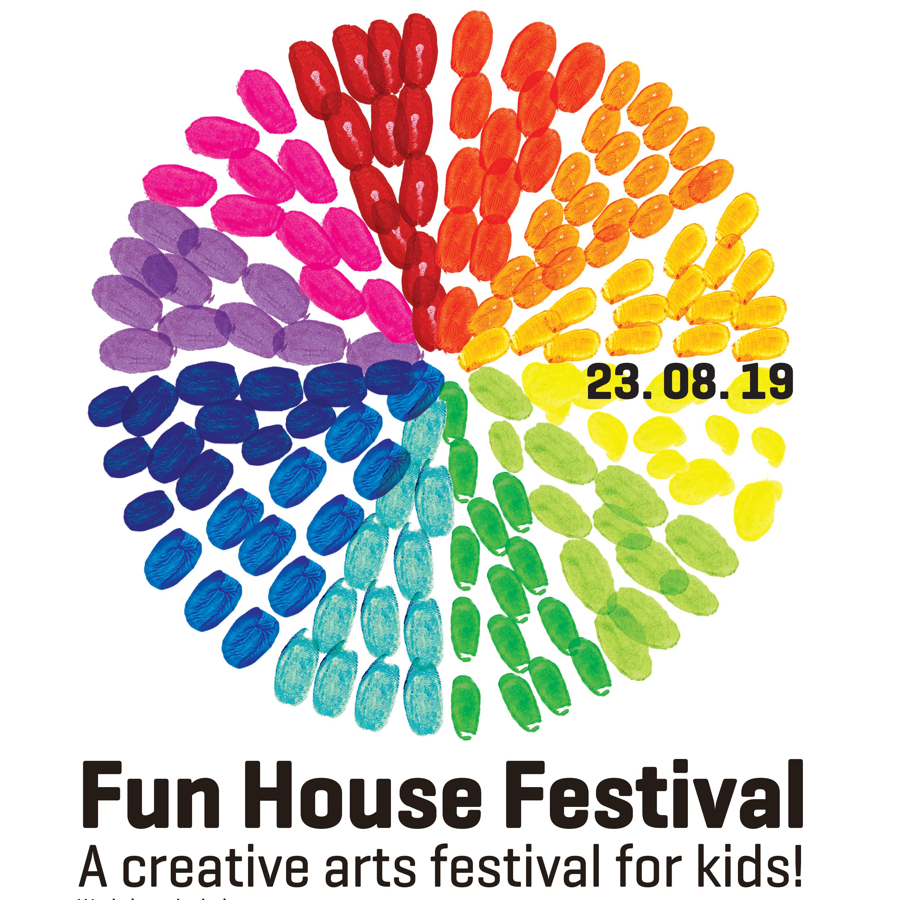 Fun House Festival Poster 2019