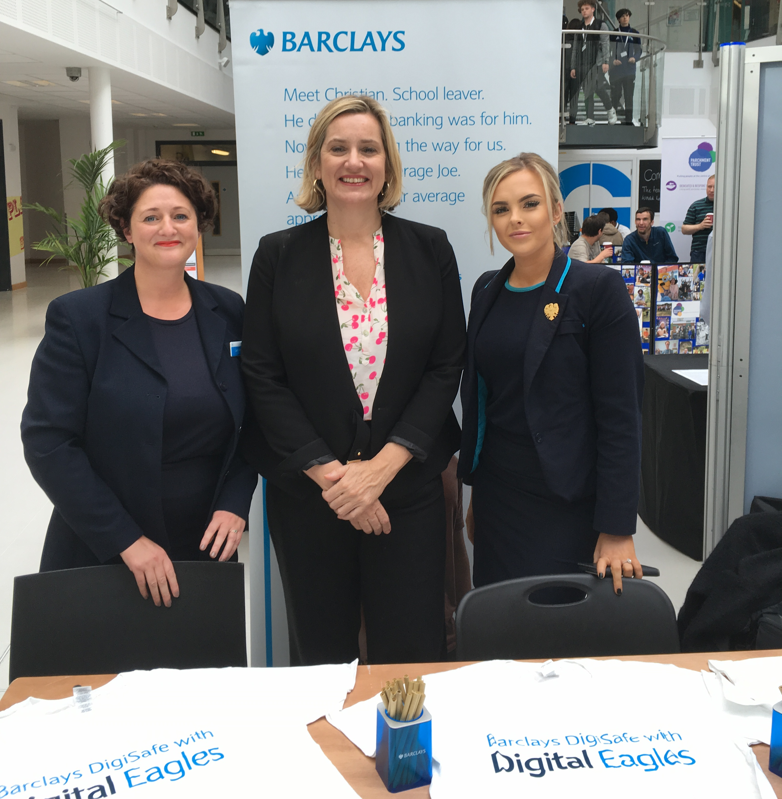 Jobs Fair with Barclays