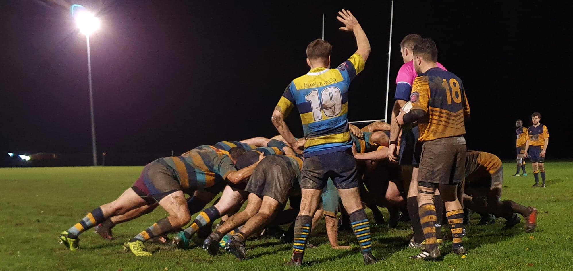 Scrum in control
